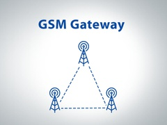 GSM-gateway (Unified Network)