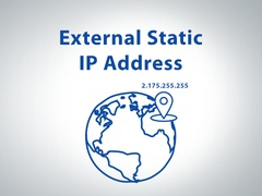 Public Static IP Address