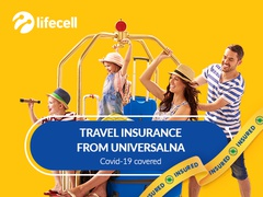Travel insurance from Universalna