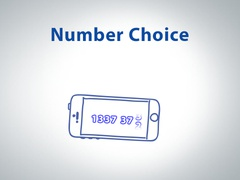 Number choice